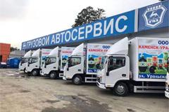 As One Best-seller in Russia: JAC Light-duty Trucks are Popular in Russia