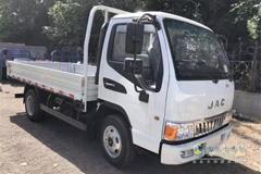 JAC D6176 Self-dump Truck: A New Star in Urban Logistics