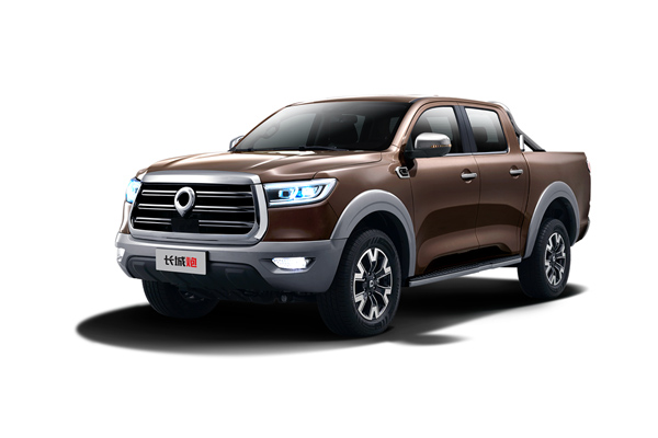 "Great Wall ""P"" series Pickup Launched with""Super Five Star"" Program"
