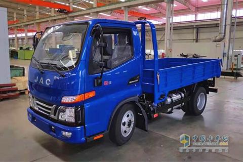 JAC D50AT Light Truck+Yunnei Power