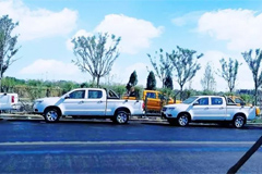 42 JAC New Energy Commercial Vehicles Delivered to Beijing Daxing Int'l Airport