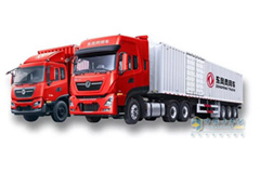 Dongfeng Sold 122,400 Units Medium- and Heavy-duty Trucks from January to August