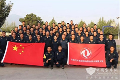 Dongfeng Cummins Serves China's 70th Anniversary Celebration