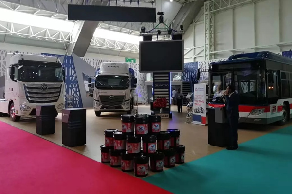 Foton Attends Expo Transporte 2019 in Mexico