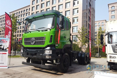 Dongfeng Trucks with National VI Emission Standards to Arrive in Beijing