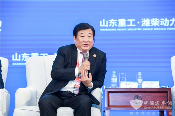 Weichai Attends Multi-national Qingdao Summit