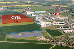 CATL's First Overseas Plant Starts Construction in Germany