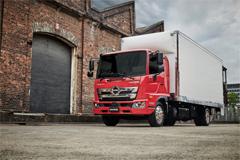 Allison Automatics Account for 65% of Medium-Duty Hino Truck Sales in Austrilia