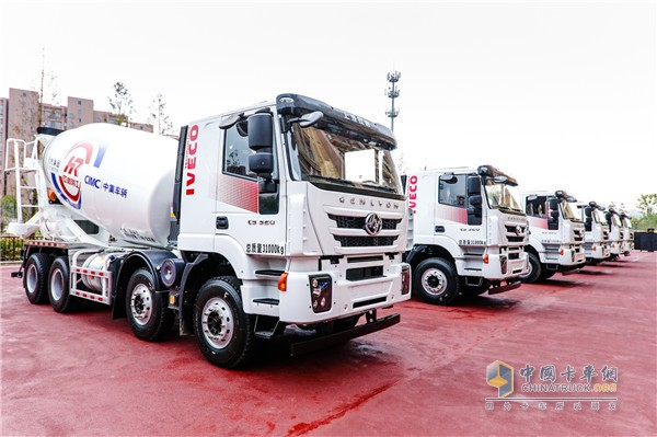 Hongyan to Cooperate with Ruijiang to Build High-end Special Vehicles