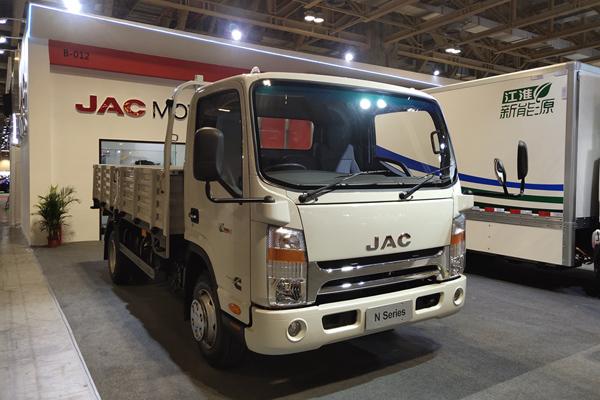 JAC Shines At the 2019 Macau Auto Show