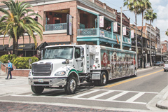 Allison Launches New Transmission and Partnership with Freightliner at NACV