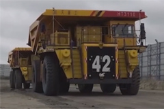 5G Unmanned Mining Truck Developed in China