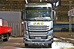 JAC Gallop K7, A6LII Trucks with Automatic Gear Arouse Customers'Awareness