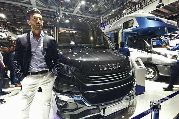IVECO to Expand Chinese Premium Vehicle Market Through CIIE