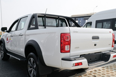 JAC 2020 T8 Pick-up to be Launched in Philippines Market