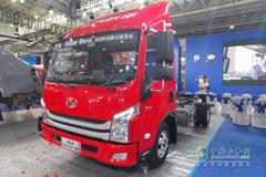 SAIC Yuejin Reveals Six New Vehicles at 2019 CCVS