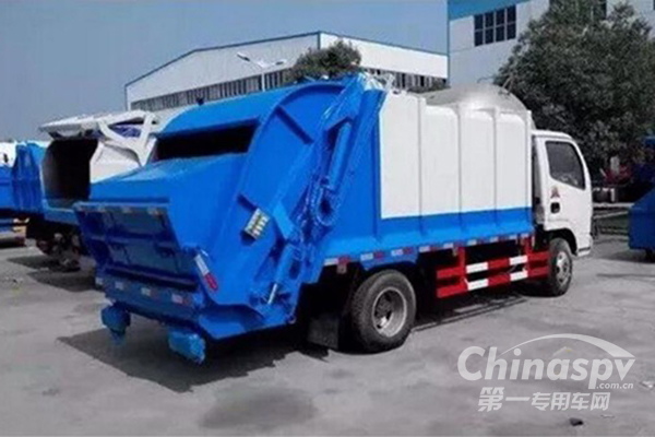 Telma Retarder to Assist Shanghai Sanitation