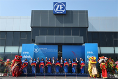 ZF Opens First Plant in Vietnam