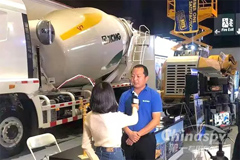 XCMG V7 Series Concrete Machinery Enters Philippines for Operation