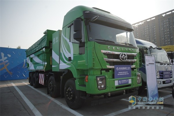 SAIC Brings Five Fuel Cell Vehicles on Display in Qingdao