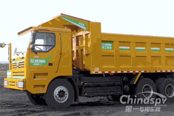 XCMG Electric Mining Self-dumping Trucks Delivered to Southwest China