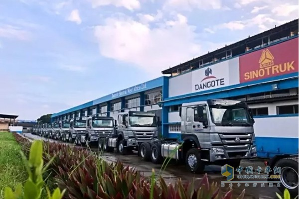 CNHTC: Top Exporter in China's Heavy Truck Industry for 15 Consecutive Years