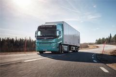 Volvo Develops Heavy-duty Electric Concept Trucks