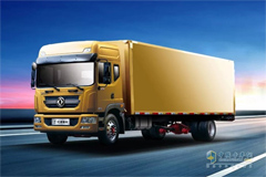 Dongfeng Duolika D12 Medium Truck+Cummins Power+FAST Gearbox