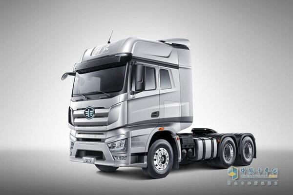 FAW Jiefang J7: the Most Popular Heavy-duty Truck in 2019