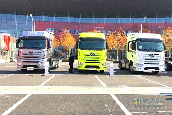 China Major Commercial Vehicle Players Set Ambitious Targets in 2020
