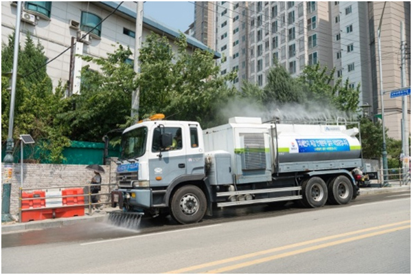 Yangcheon Environment Chooses Allison Fully AT for Refuse Trucks