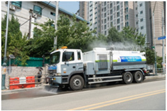 Yangcheon Environment Chooses Allison Transmission for Refuse Trucks