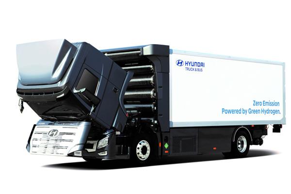 Hyundai Wins 2020 Truck Innovation Award