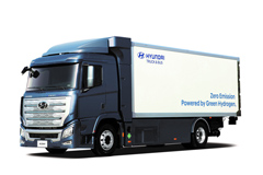 Hyundai Wins 2020 Truck Innovation Award