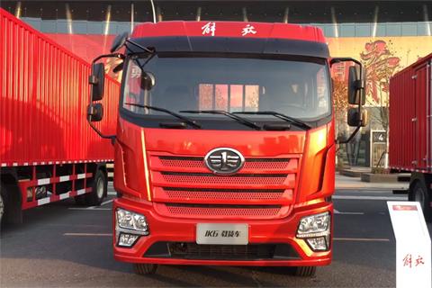 FAW Jiefang JK6 Cargo Truck+DACHAI Power