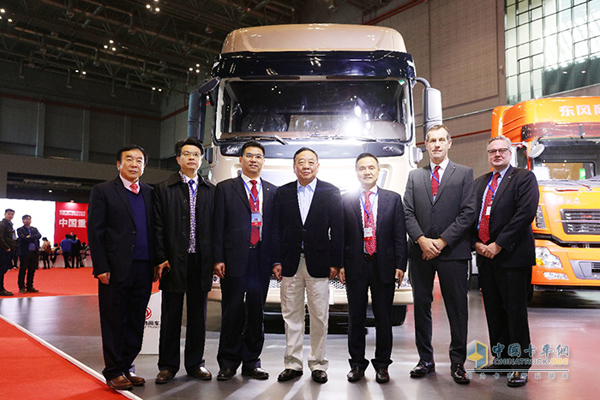 Dongfeng Commercial Vehicle Attends 2019 China Int