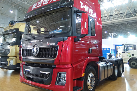 SHACMAN X5000 6x4 550PS Tractor (SX4250XC4Q2)