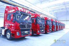 SHACMAN Heavy-duty Trucks in Smooth Operation in Malaysia