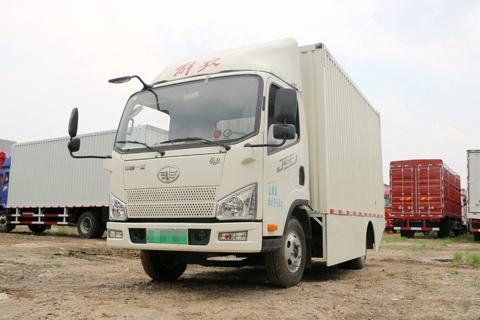 Jiefang JF6 Light Truck+LVKON Power