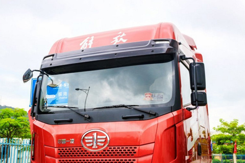 FAW Jiefang JH6 460PS Tractor+FAWDE Engine+FAW Transmission