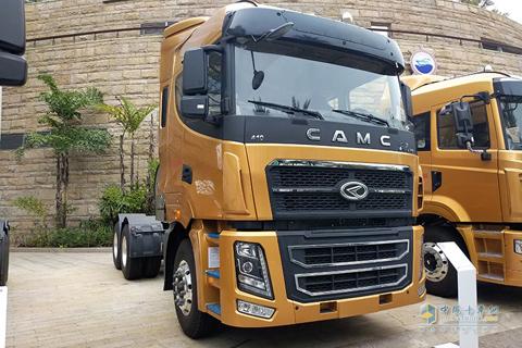 CAMC Hanma H9 410PS Tractor(HN4250NGX41C9M5)