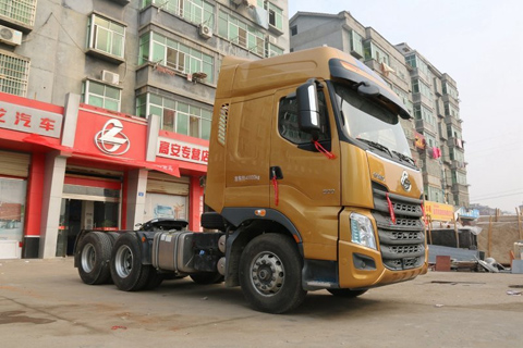 Chenglong H7 500PS 6X4 Tractor(LZ4253H7DB)