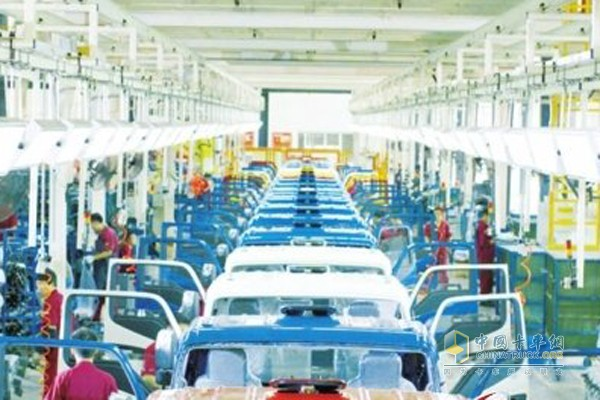 Sichuan JAC Realize Production in New Energy Light Trucks