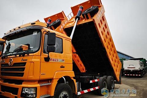 SHACMAN Delong F3000 6×4 380HP 5.8M Dumper (SX3257DT384)