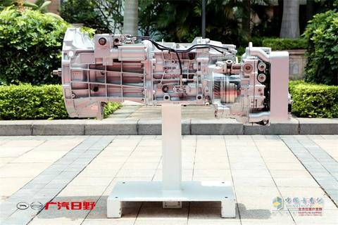 GAC HINO 700 480PS Tractor (YC4251SS1EK5)