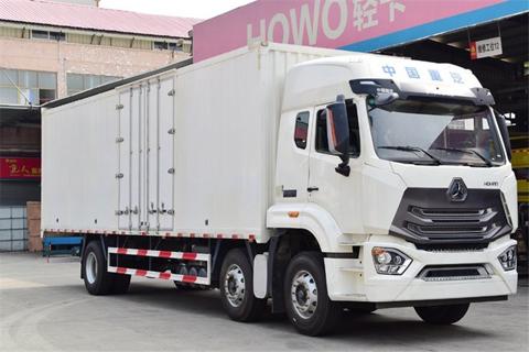 Sinotruk Hohan N5G 280HP 6X2 Truck+SINOTRUK Power