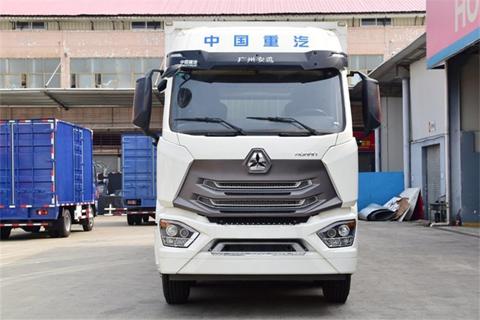 Sinotruk Hohan N5G 280HP 6X2 Truck (ZZ5255XXYM56C3E1)