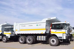 Cummins Powered Yutong Mining Vehicles Delivered to Pakistan for Operation
