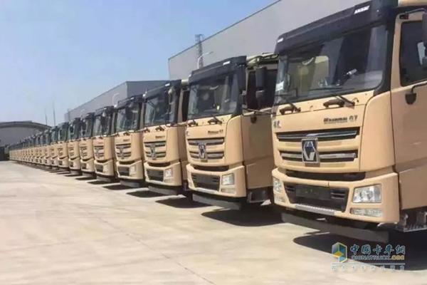 XCMG Sold 1,200 Units Heavy-duty Trucks in 2019