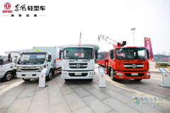 Dongfeng Aims to Sell 120,000 Units Light Trucks in 2020